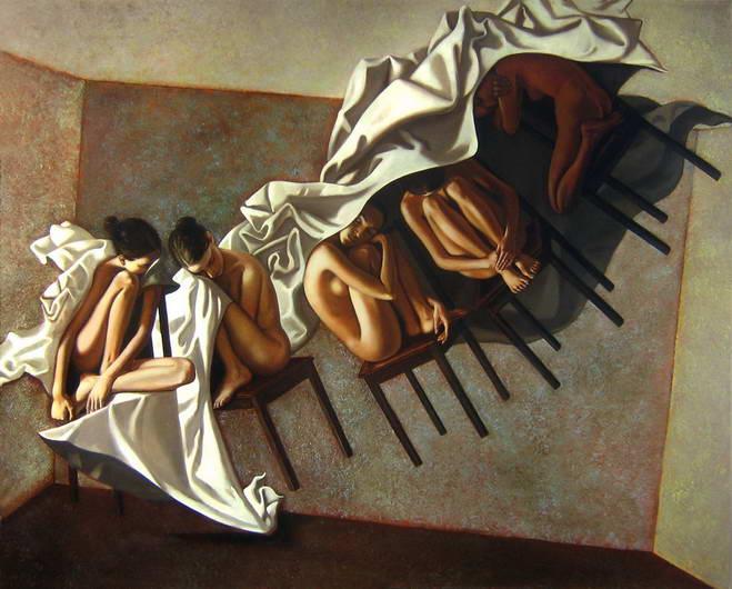 Sleep Phases II, Andrei Buryak.