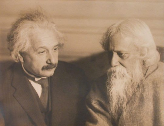 When Two Giants Met – Rabindranath Tagore and Albert Einstein