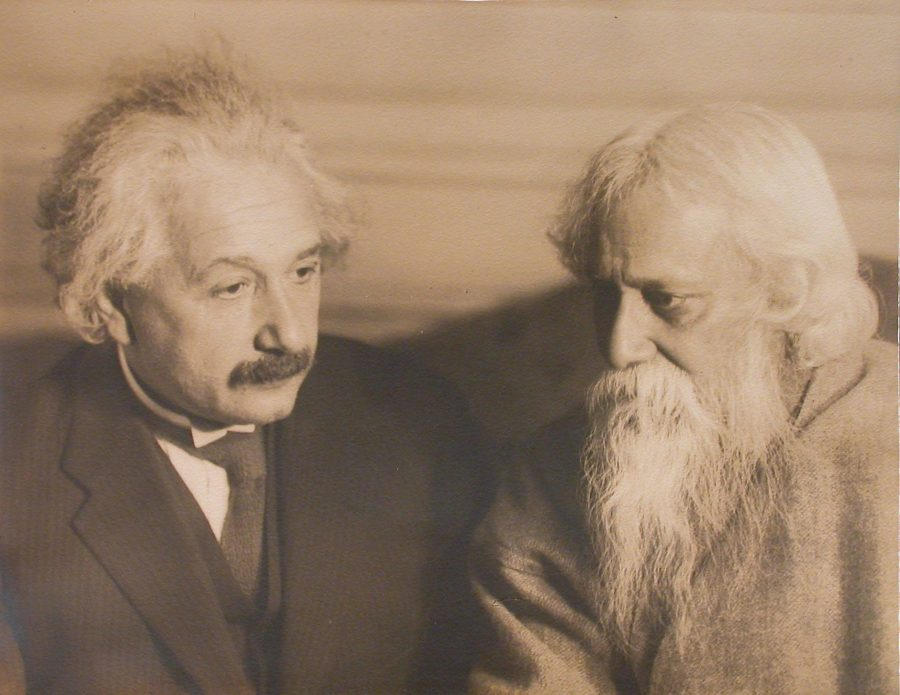When Albert Einstein and Rabindranath Tagore met in 1930