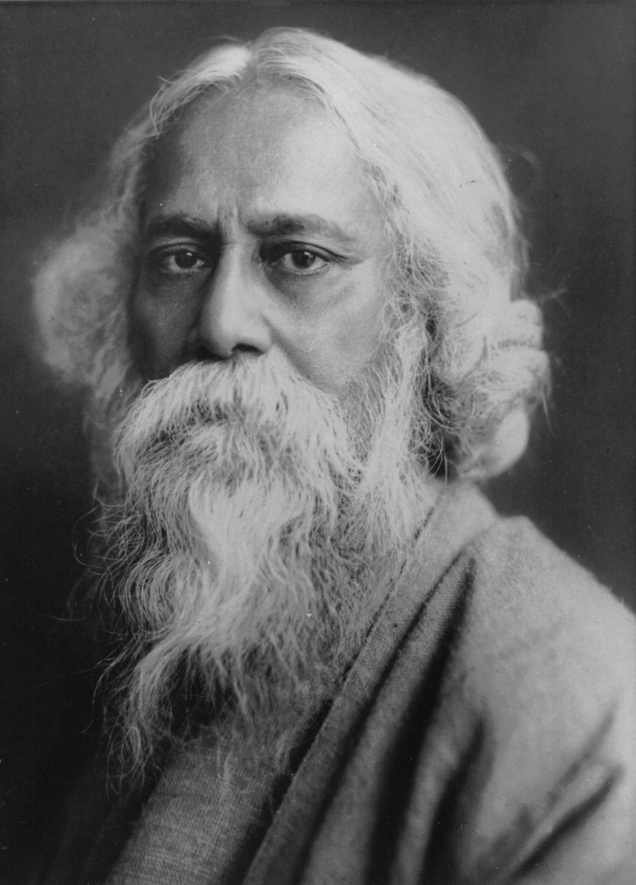 Rabindranath Tagore (7 May 1861 – 7 August 1941)