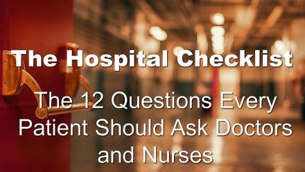THE HOSPITAL CHECKLIST